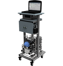 RS955 Compact Mobile Semi-Automatic Calibration System